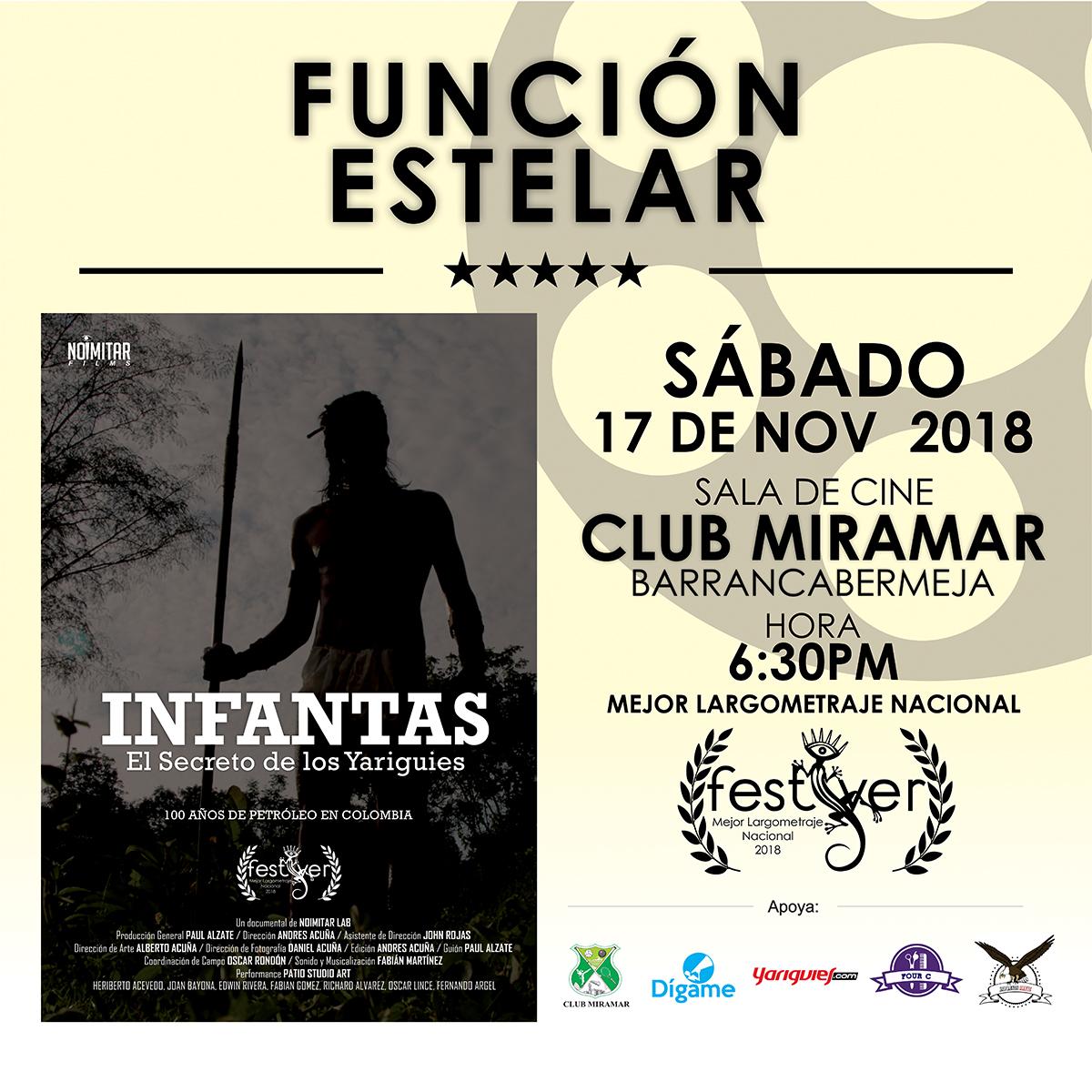 Funcion ClubMiramar