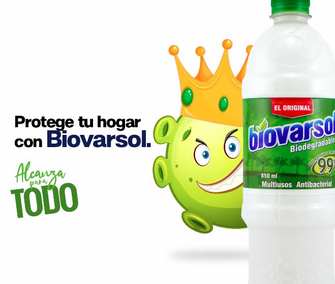 Protege tu hogar con Biovarsol