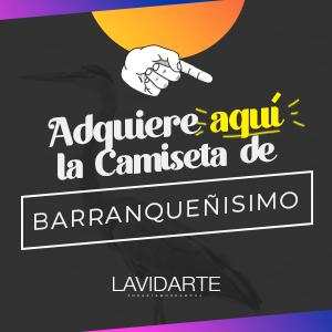 Eliana Vidarte Barranqueñisimo Camiseta