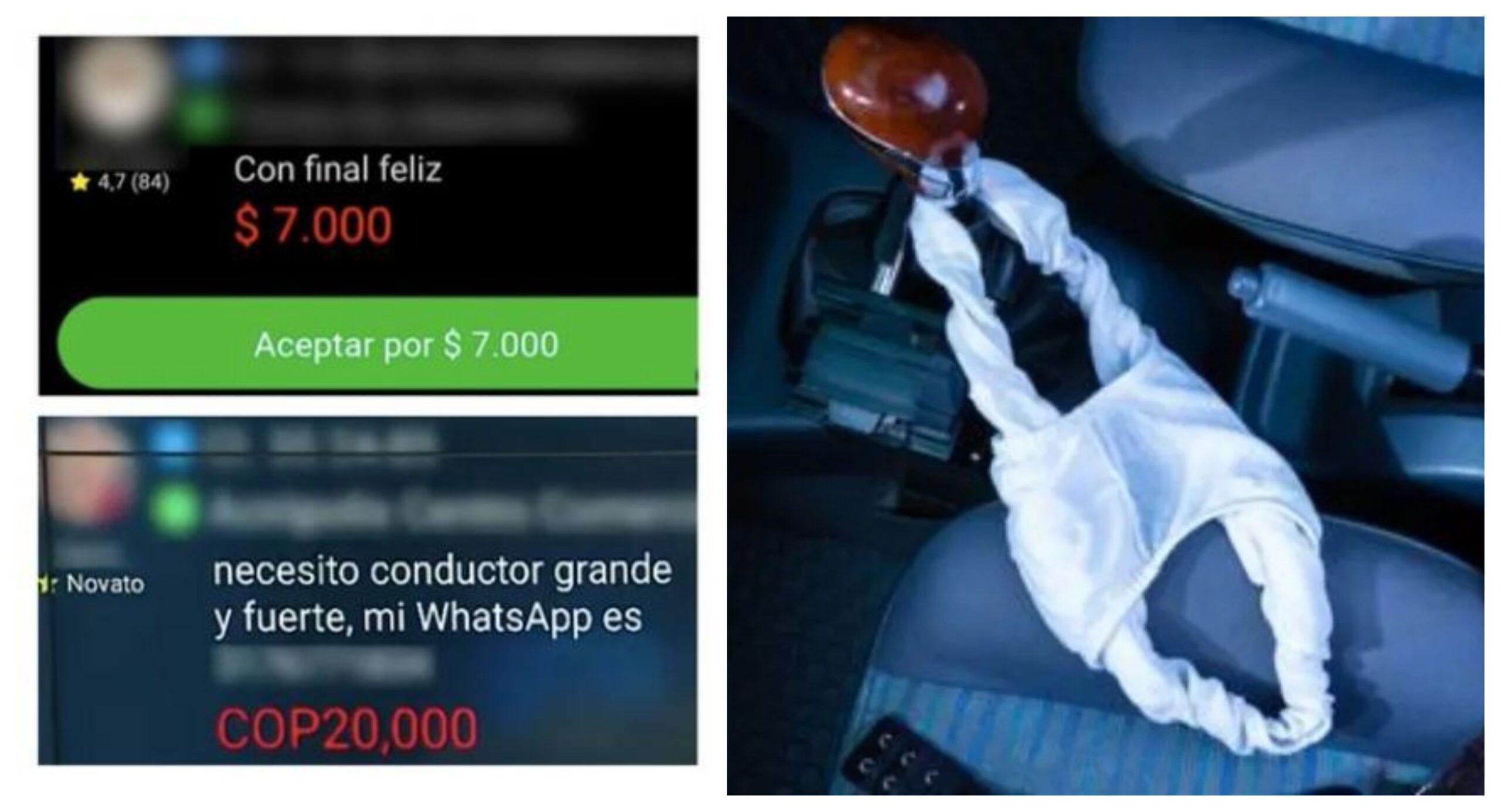 Resultado de imagen para bucaramanga sexo taxi